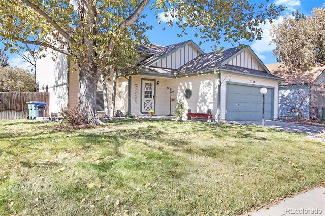 Photo of home for sale at 3733 Lincoln Court, Loveland CO