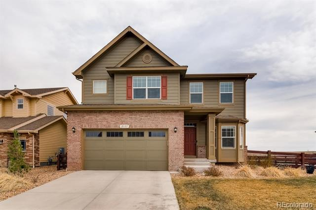 Photo of home for sale at 2137 Longfin Drive, Windsor CO