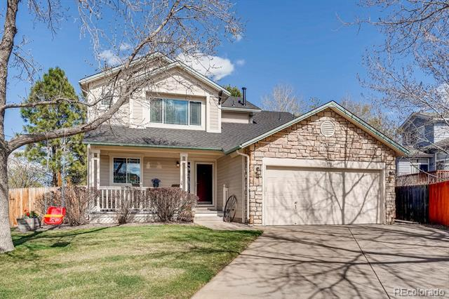 Photo of home for sale at 18979 Saratoga Circle E, Aurora CO