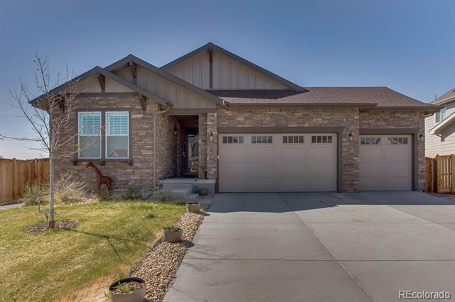 15821 Josephine Circle W Thornton, CO 80602 - MLS #: 7188322