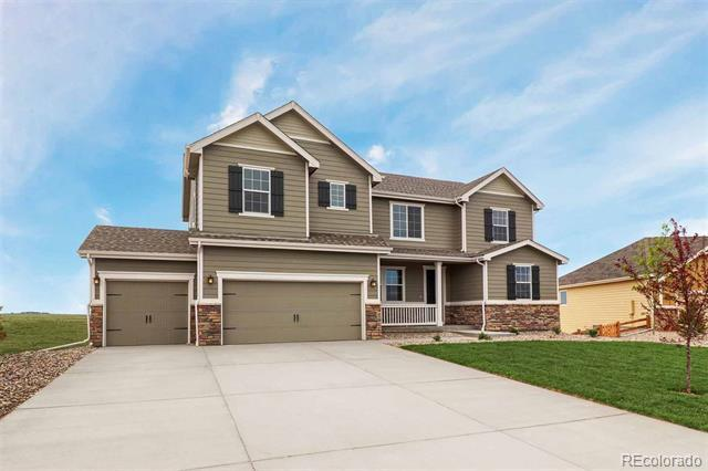 5613 En Joie Place Elizabeth, CO 80107 - MLS #: 7319041