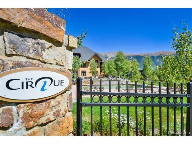 172 Beeler Place Unit 215A Copper Mountain, CO 80443 - MLS #: 9403190