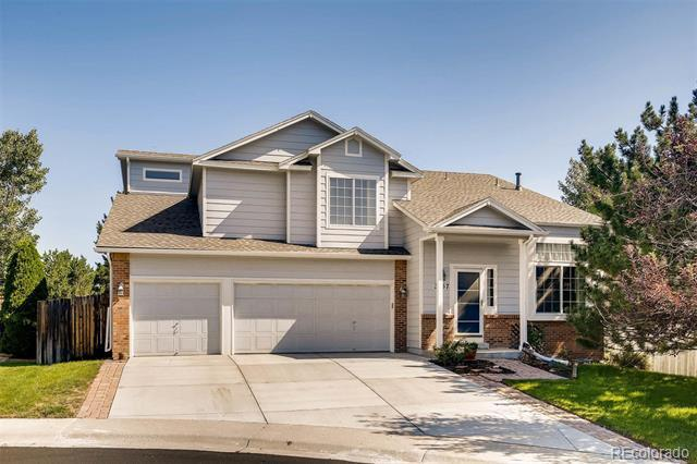 3957 Ashcroft Avenue Castle Rock, CO 80104 - MLS #: 9795862