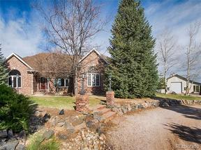 Property for sale at 8377 Burning Tree Drive, Franktown,  Colorado 80116
