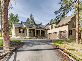 Property for sale at 672 Cumberland Road, Larkspur,  Colorado 80118